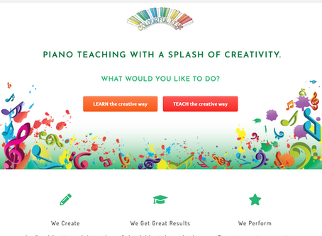 Great tips on teaching Piano Lessons from Nicola Cantan over at Colourfulkeys