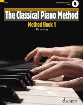 My recommended piano book for those just starting out