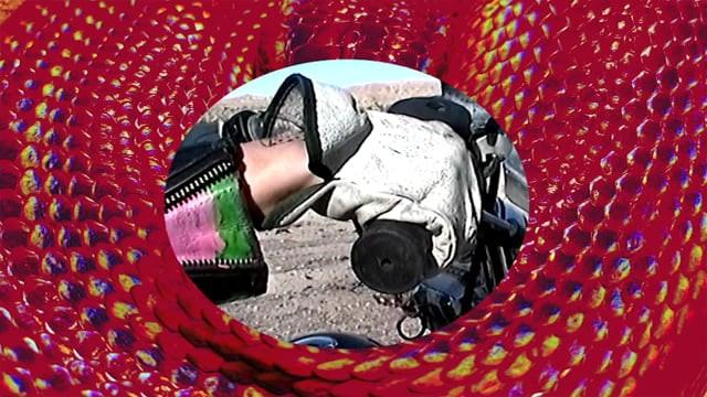 """""""Candelaria y Creep"""" - Twentynine Palms, CA - Spring 2020  Co-Directed by Mimi Mookhiif, Ev Echoviia, & Tiffany Saint-Bunny // Digital videography: Tiffany Saint-Bunny"""