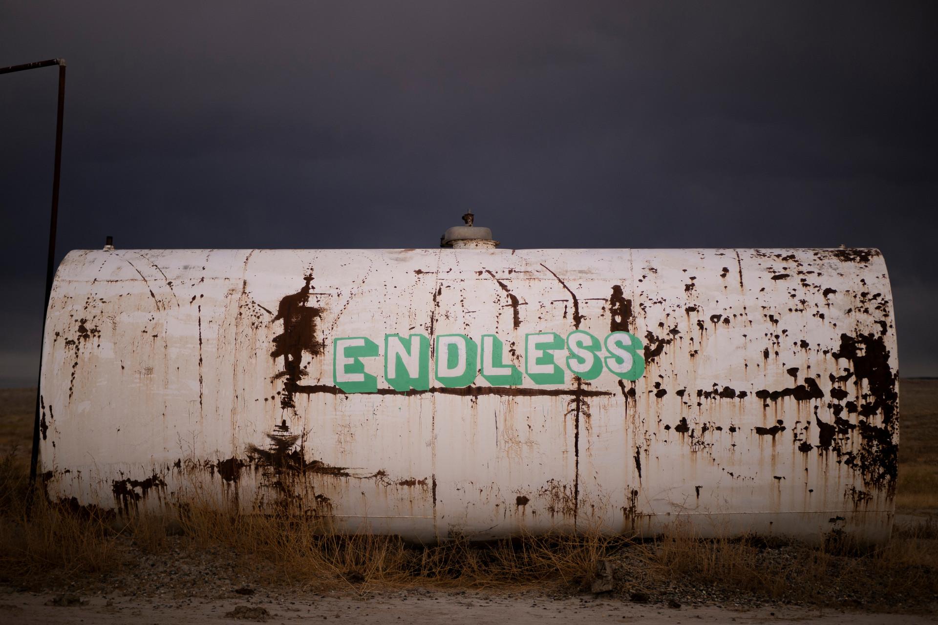 """ENDLESS"" // Big Hole Wash, UT - Fall 2019"