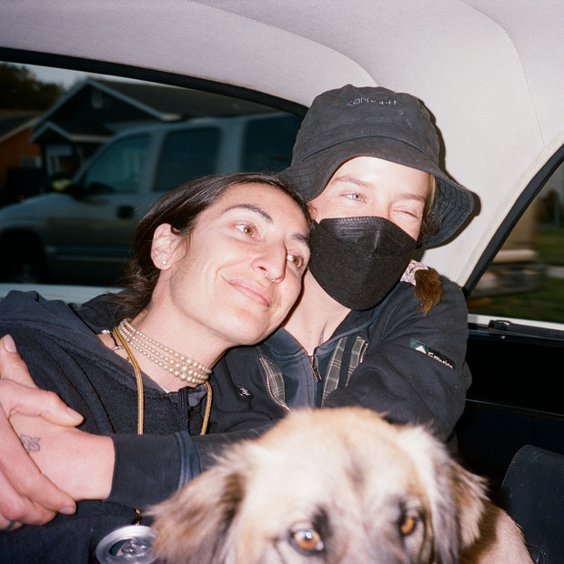 """""""Cruising with Carly & Olivia"""" - 35mm // Los Angeles, CA - Spring 2021"""