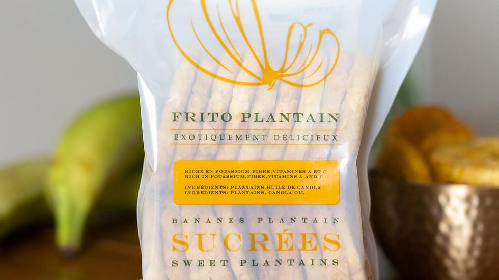Plantains Sucrées - 5 sacs