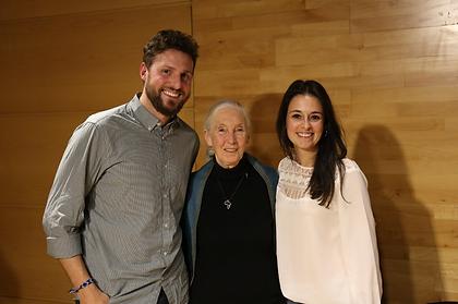 Con Jane Goodallen Madrid.png