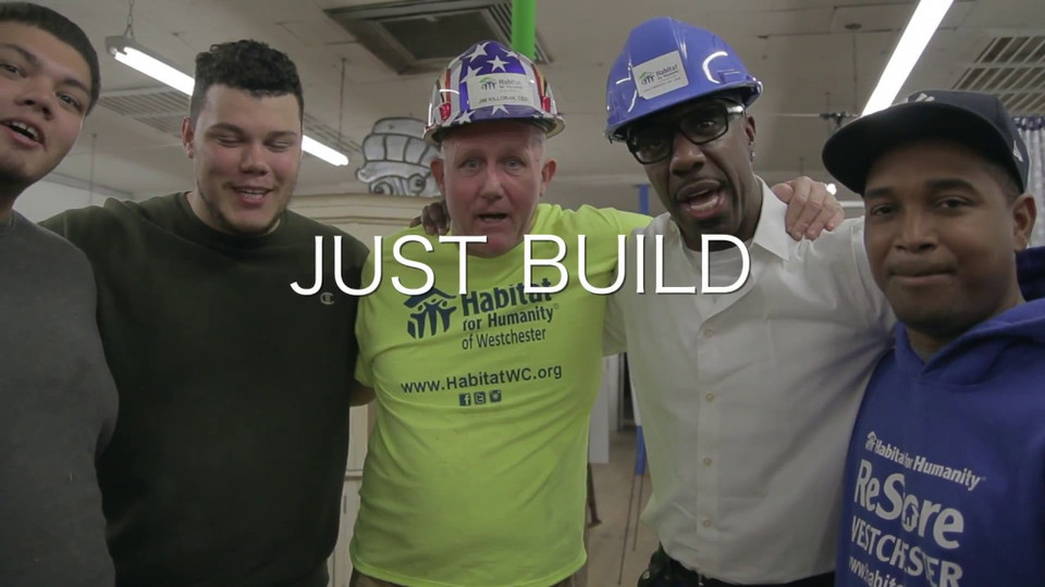Habitat for Humanity: Just Build