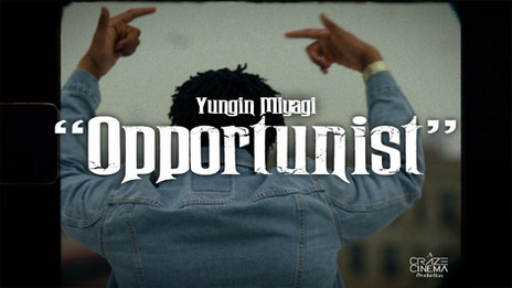 Yungin Miyagi - Opportunist (Official Video)