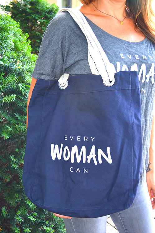 Every Woman Can Tote Bag