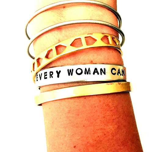 Every Woman Can Bracelet