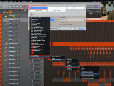 How to Mix Kontakt Drums on Separate Tracks