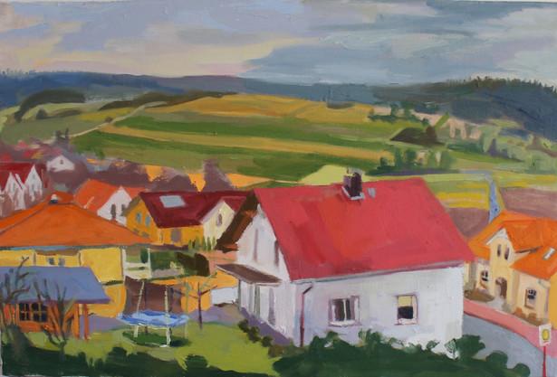 View from Northeim Window