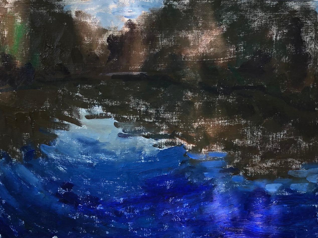 Mount Gretna Lake