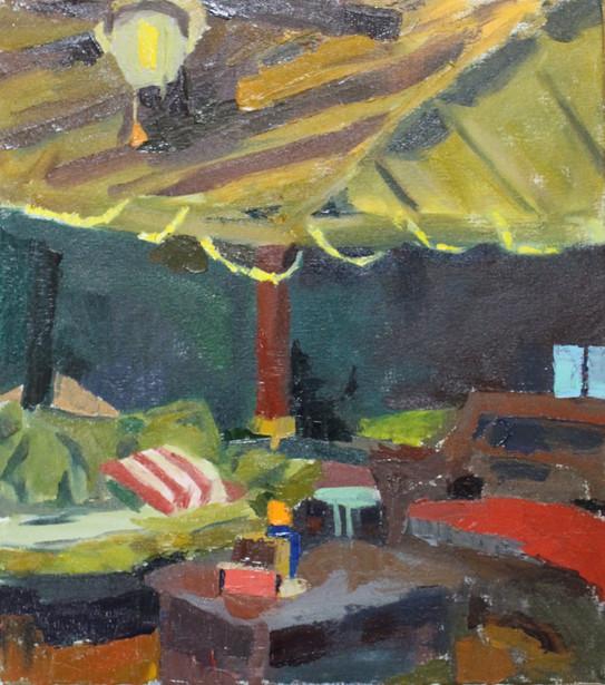 Night Porch