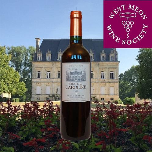 Chateau Caroline, Moulis en Medoc Cru Bourgeois 2012