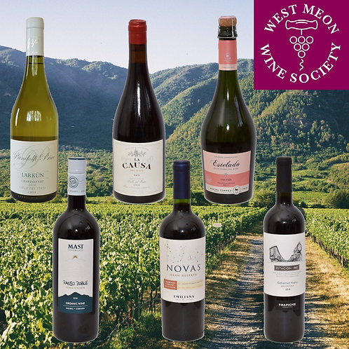 South American Six Selection