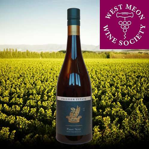 Palliser Estate Pinot Noir, Martinborough 2018