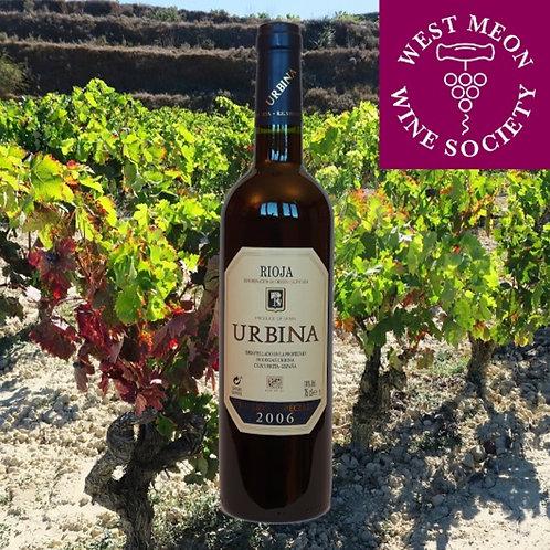 Urbina Reserva Especial Rioja, Bodegas Urbina 2006