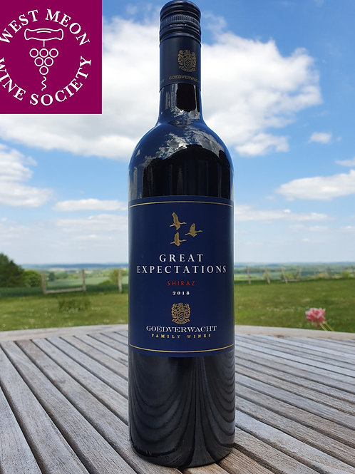 Goedverwacht, Great Expectations Shiraz, Robertson, South Africa 2018