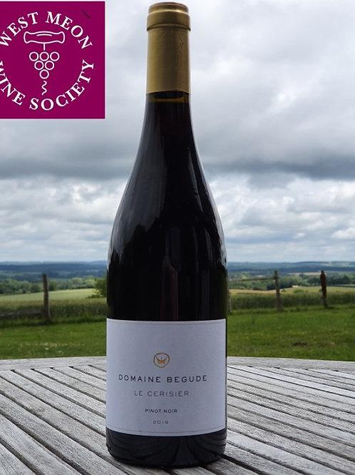 Domaine Begude, Le Cerisier Pinot Noir, IGP Pays d'Oc, 2020