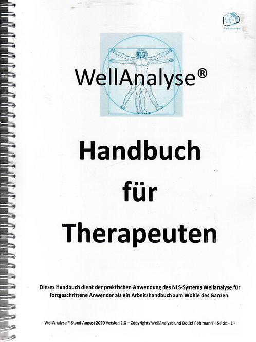 """Handbuch """"WellAnalyse"""""""