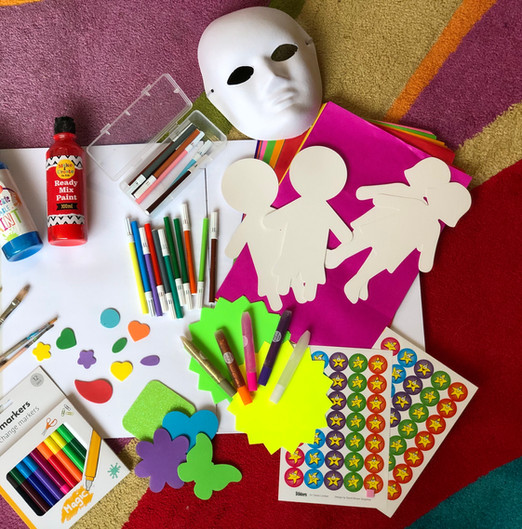 Arts and crafts activities