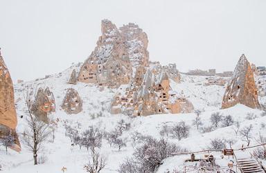 Kapadokya yerleşimi - 2019