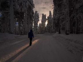 Ilgaz Dağı'nda ışığın peşinde...