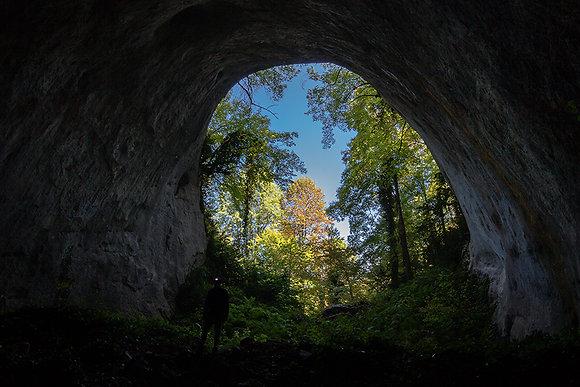 Mağara kaşifi