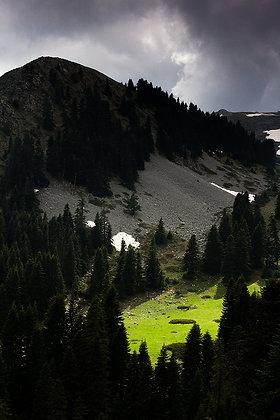 Dağın ışığı