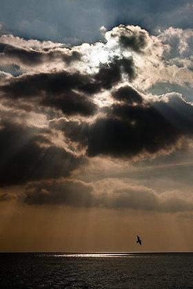 Marmara'nın sonsuzluğunda uçmak