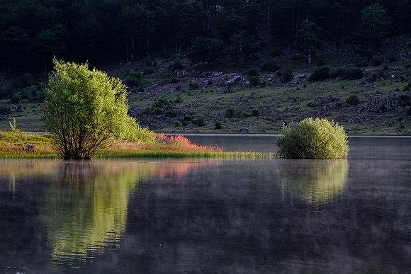 Gölün renkleri