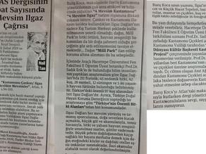 Kastamonu Gazetesi'nden