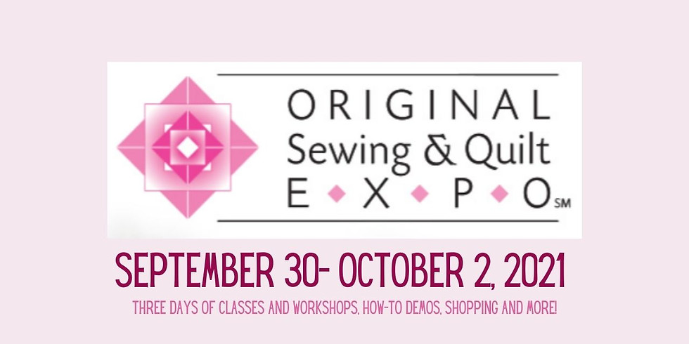 The Original Sewing and Quilt Expo