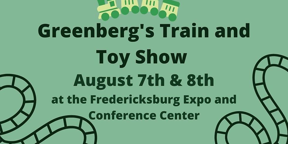 Greenberg's Train & Toy Show