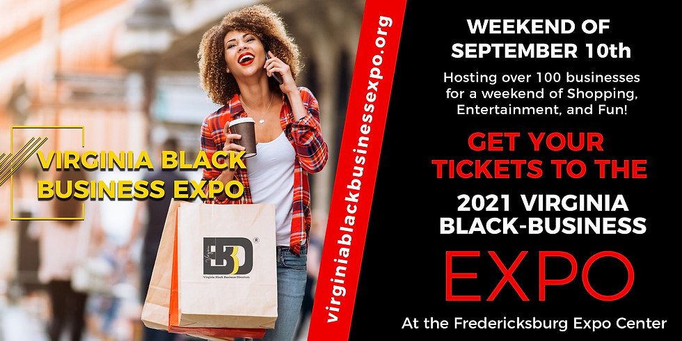 2nd Annual Virginia Black Business Expo