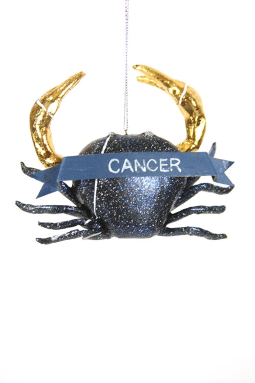 Cancer Ornament