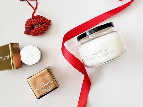 Mistletoe Ready Gift Set