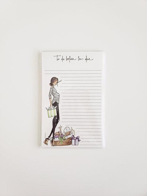Sloane Notepad