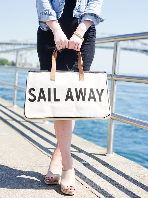 Sail Away Tote