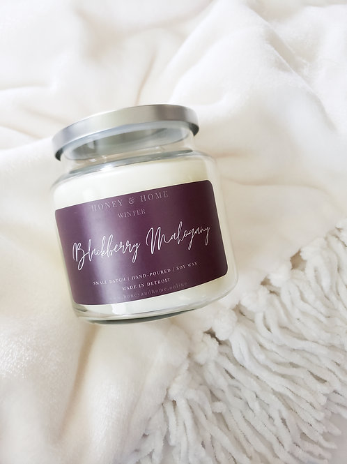 Blackberry Mahogany Candle
