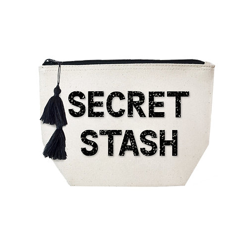 Secret Stash Cosmetic Case