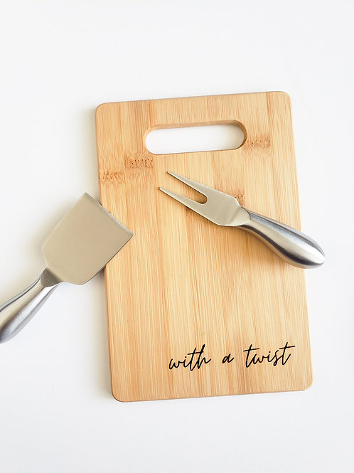 With a Twist Mini Board