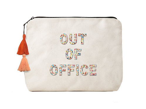 Out of Office Clutch