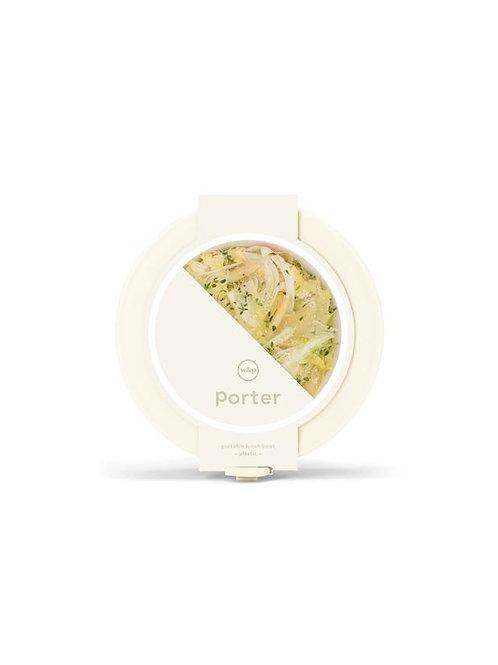 Porter Bowl- Cream