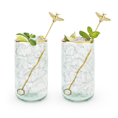 Queen Bee Drink Stirrers