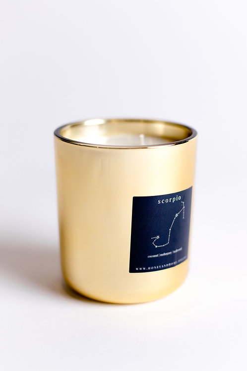 Scorpio Candle