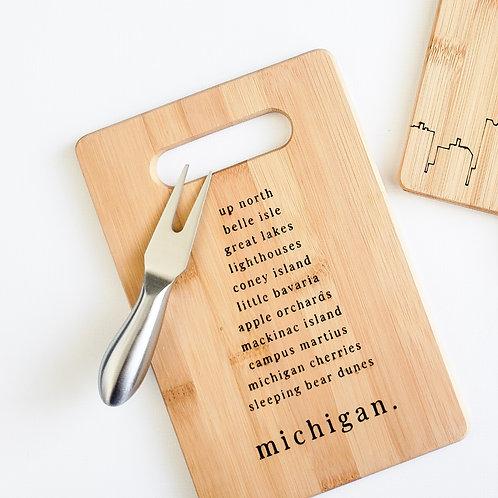 All Things Michigan Mini Board