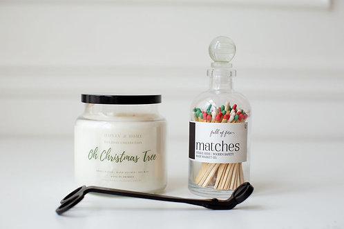 Candle Queen Gift Set