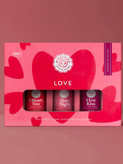 The Love Essential Oil Collection