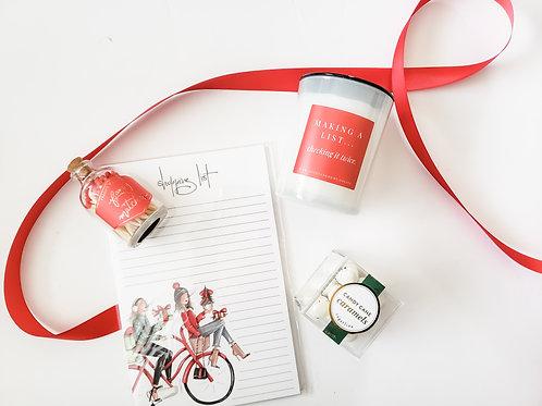 Santa's List Gift Set