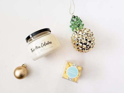 Peace + Pineapple Gift Set