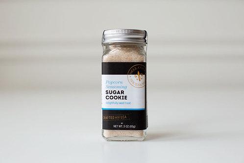 Sugar Cookie Gourmet Popcorn Seasoning